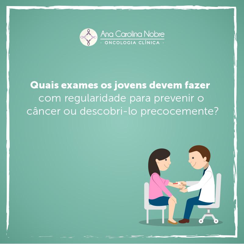 câncer em jovens