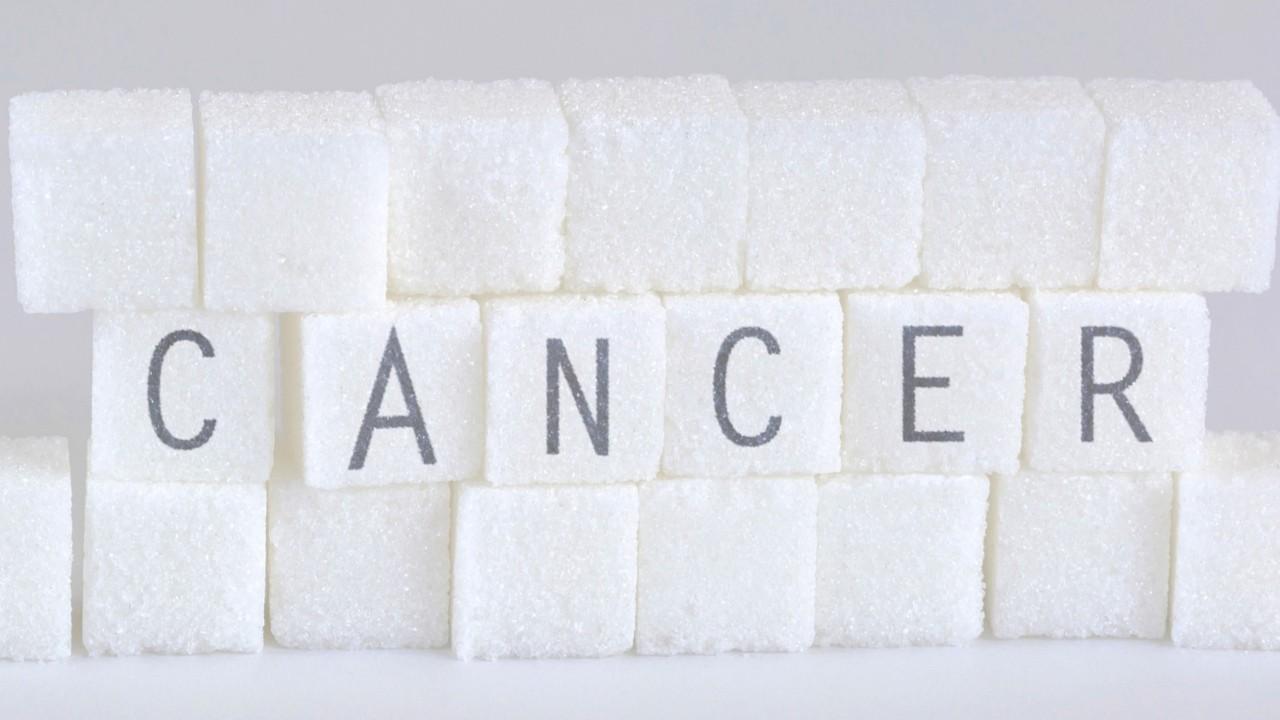 açúcar e cancer