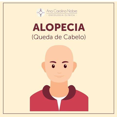 Alopecia Alopecia: Vou fazer quimioterapia? Meu cabelo vai cair?